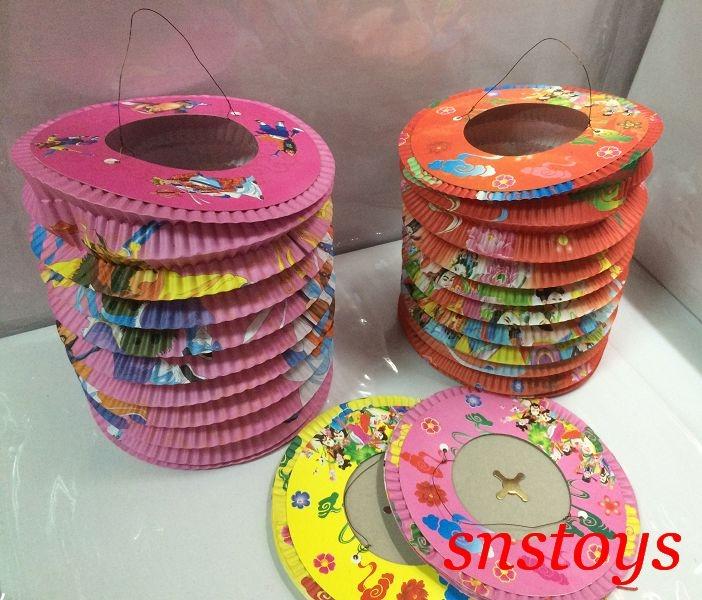 sns 古早味 懷舊童玩 紙燈籠 燈籠 直徑16.5*20公分 每個25元