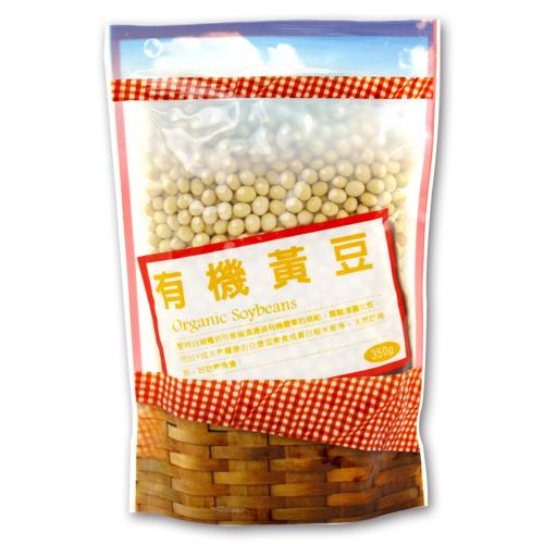 有機黃豆*6