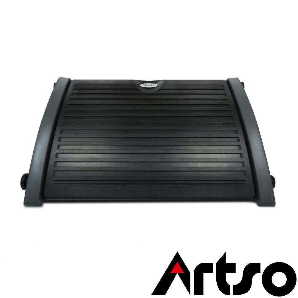 【Artso亞梭】舒適腳踏墊-斜面多段設計 舒適符合人體工學
