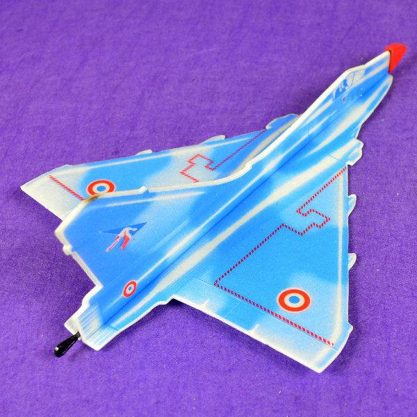 佳廷家庭 DIY紙模型立體勞作3D立體拼圖專賣店 航空模型飛機 彈射迴旋飛機10 法國幻象2000 FLYWITCH