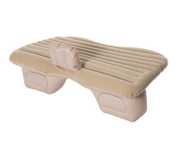 車載充氣床車床墊PVC植絨汽車充氣床潮咖範兒