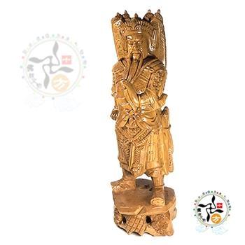 武財神黃陽木早期作品十方佛教文物