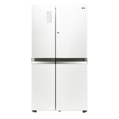 LG 樂金 825公升 門中門 對開冰箱 GR-DB78W ◆晶鑽白◆105/6/30前送積木保鮮罐3件組