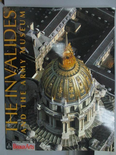 書寶二手書T4藝術PPN The Invalides and the Army Museum