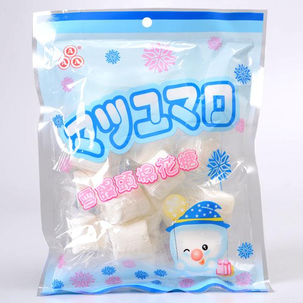 雪饅頭棉花糖100g