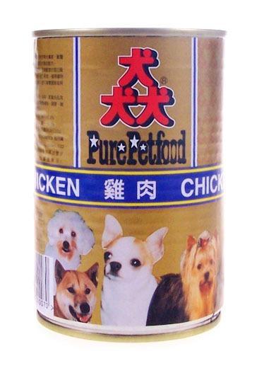 【寵物王國】猋-雞肉狗罐頭385g