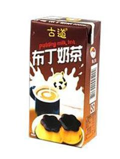 古道 布丁奶茶 300ml