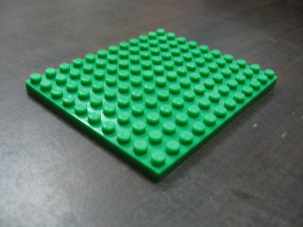 【台灣製我高OK積木】小顆粒專用 底板*1片