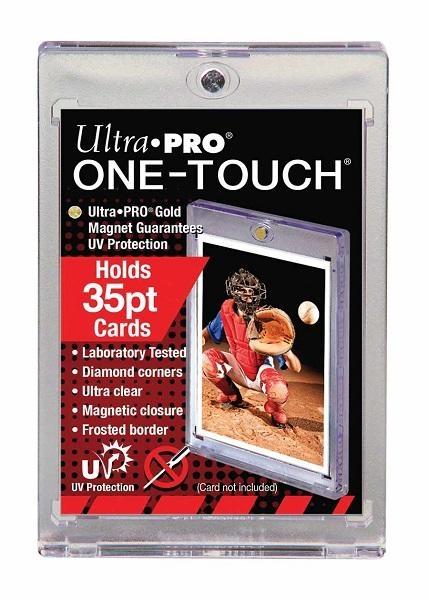 『高雄龐奇桌遊』Ultra PRO 磁鐵式卡夾 35PT 抗UV 磁吸卡磚 ★正版桌上遊戲專賣店★