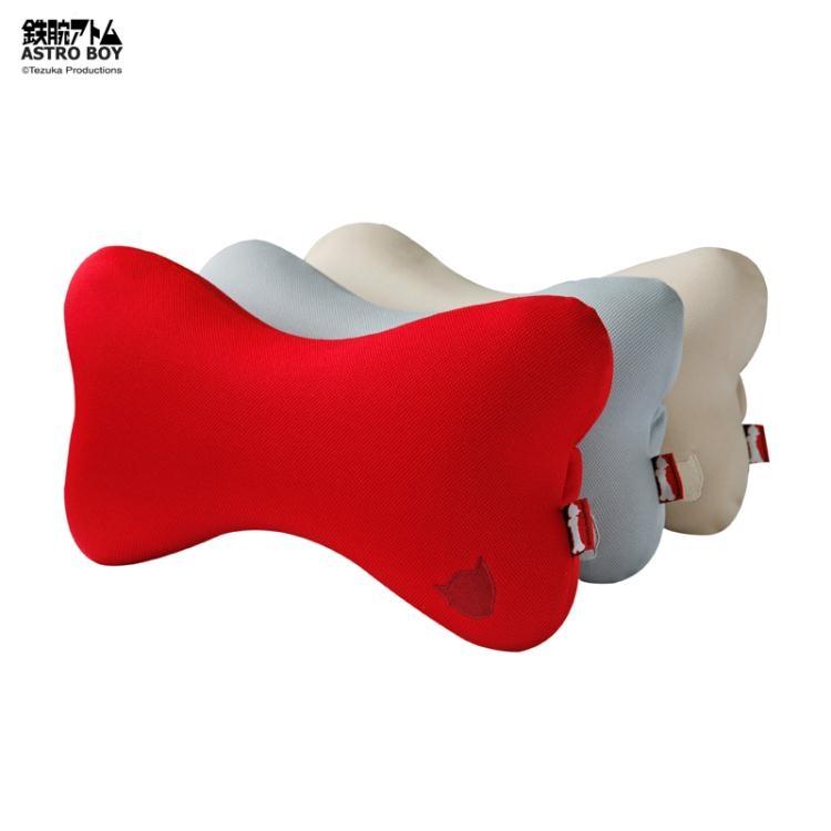 汽車頭枕靠枕車用護頸椎枕夏季記憶棉頸枕車載座椅脖子靠枕非凡