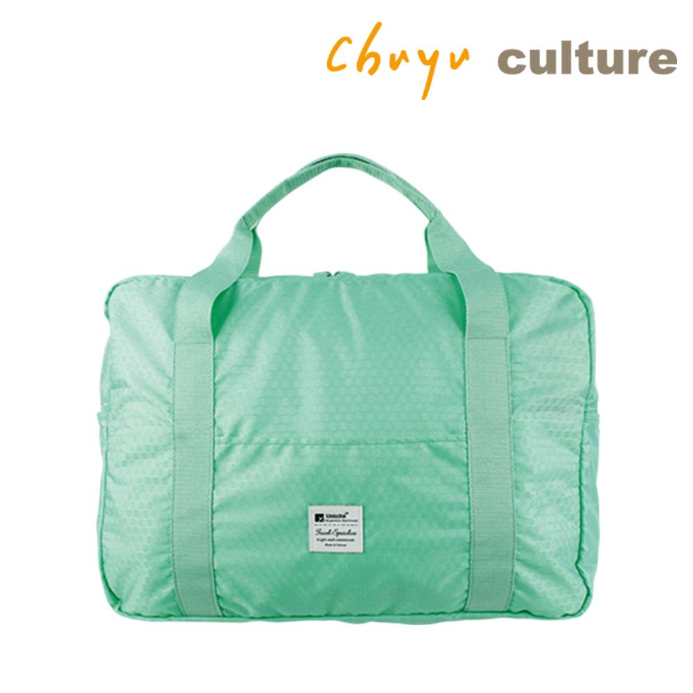 珠友SN-22015青旅行行李箱提袋M可套行李箱拉桿兩用提袋肩背包旅行袋手提旅行包-Unicite