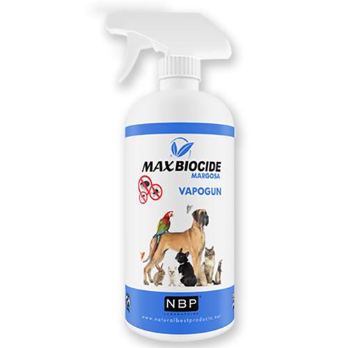 PetLand寵物樂園西班牙NBP新型苦楝精油防蚤噴劑500ml天然成分安全無毒犬貓適用