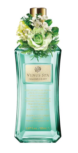包裝瑕疵特惠FITS-Venus Spa蜜膚香霧-花園婚宴