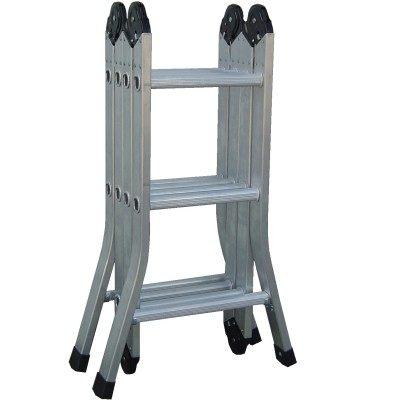 祥江鋁梯-擴孔式六關節梯12.5尺