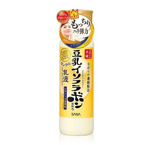 日本SANA豆乳緊緻潤澤乳液150ml UR8D