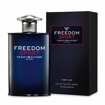 ☆薇維香水美妝☆Tommy Hilfiger Freedom SPORT 遨遊運動 男性淡香水 5ml分裝瓶 實品如圖二