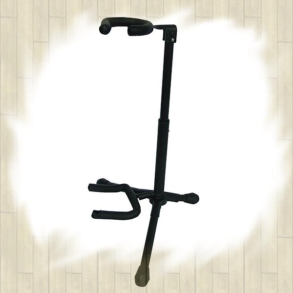 非凡樂器YHY繽紛彩色烏克麗麗架小提琴架GT-500黑色款