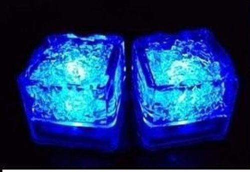 發光冰塊燈-藍光/個~~  婚禮小物 尾牙道具 耶誕夜道具 生日道具 跨年用品