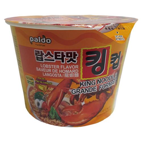 PALDO龍蝦湯碗麵110g【愛買】