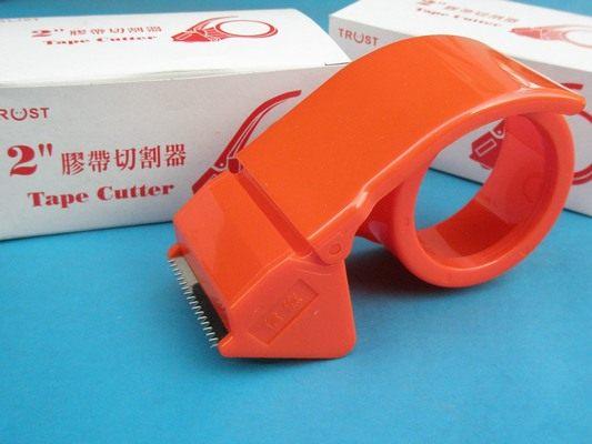 2 1/2#膠帶切割器 /塑膠(寬60mm適用)/一個[#60]