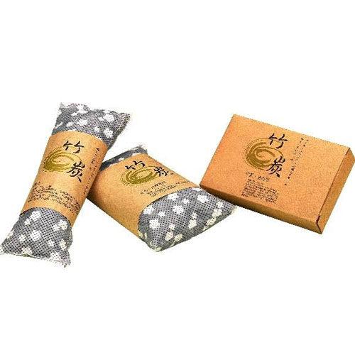 【多禮量販店】 多功能竹炭 -3入 禮盒 (KH-75C)