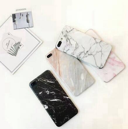 SZ25 iphone7手機貼紙大理石貼膜背貼iPhone7背膜iphone6splus磨砂彩膜