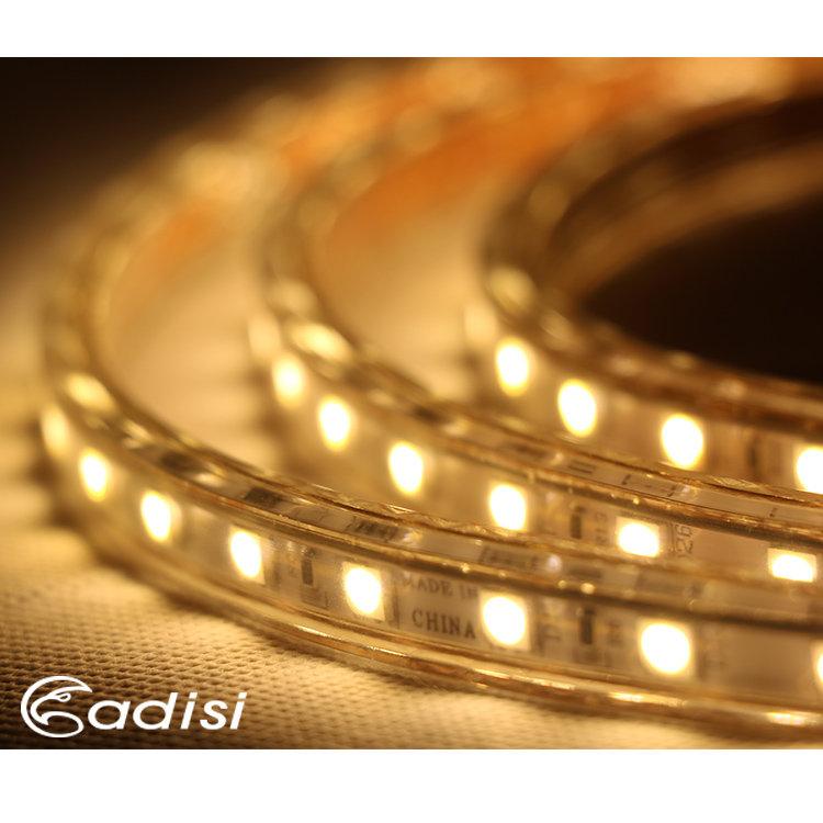 ADISI LED暖白光燈條-6米 AS17001-6M-WW / 城市綠洲(裝飾燈、露營燈、戶外露營、活動、燈具)