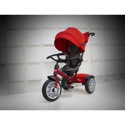 愛兒麗賓利Bentley原廠授權兒童三輪車三輪嬰幼兒手推車-紅色
