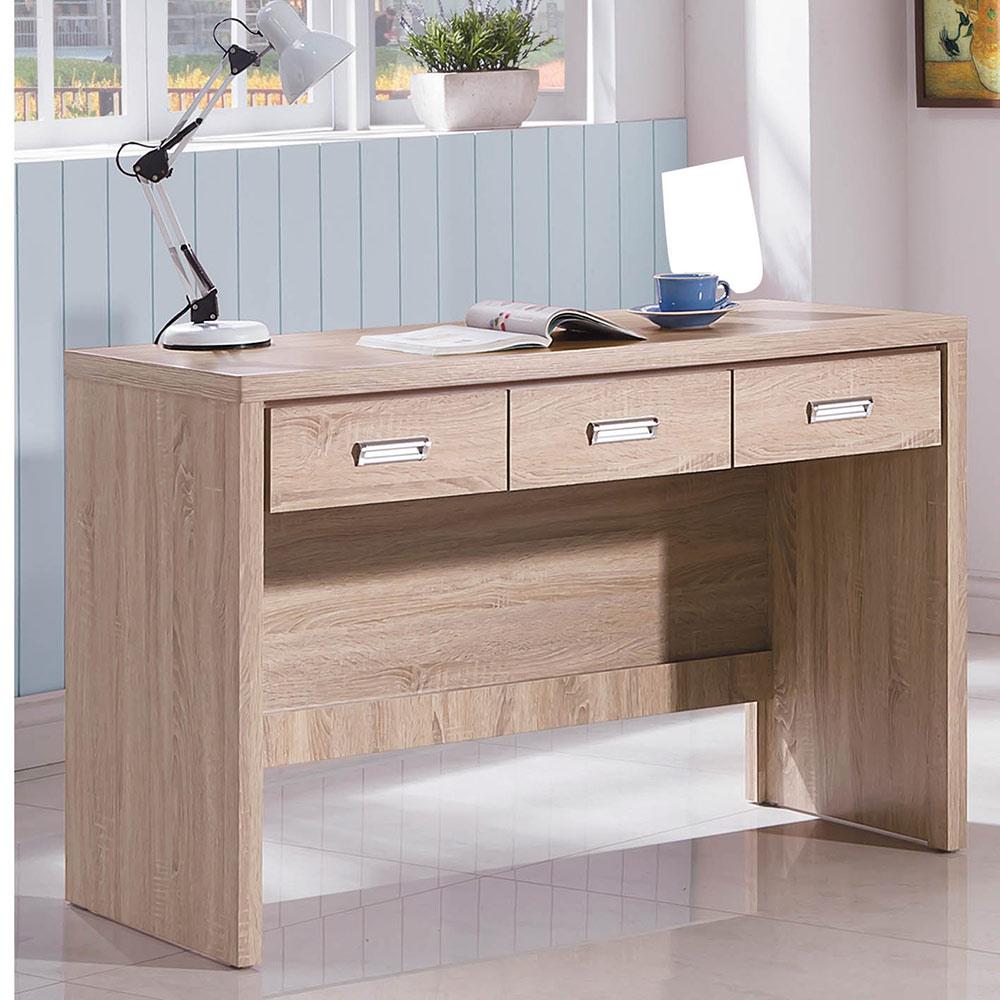 橡木色4尺書桌(20SP/276-1)/H&D東稻家居