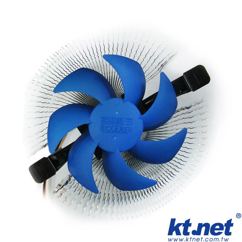 【鼎立資訊 】青鳥3號 CPU 風扇 鋁25dB Intel775/AMD AM2