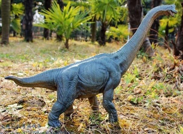 協貿國際侏羅紀世界恐龍玩具模型腕龍