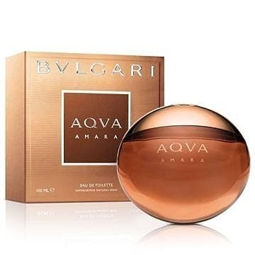※薇維香水美妝※ BVLGARI Aqva Amara 寶格麗豔陽水能量男性淡香水 5ml分裝瓶 實品如圖二