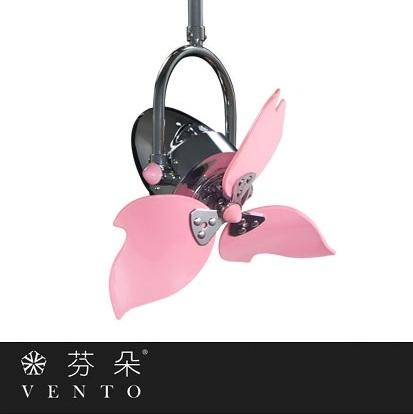 【燈王】《VENTO芬朵精品吊扇》16吋吊扇 遙控器☆ 迷你平方系列 16FINO2 櫻花扇