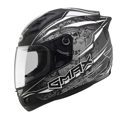 [東門城] SOL GM 69S 閃靈 消光黑銀 全罩式安全帽