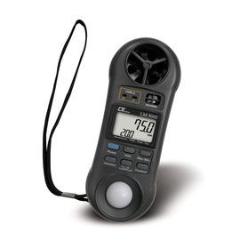 泰菱電子◆風速計/溫溼度計/照度計四合一Lutron路昌LM-8000 TECPEL