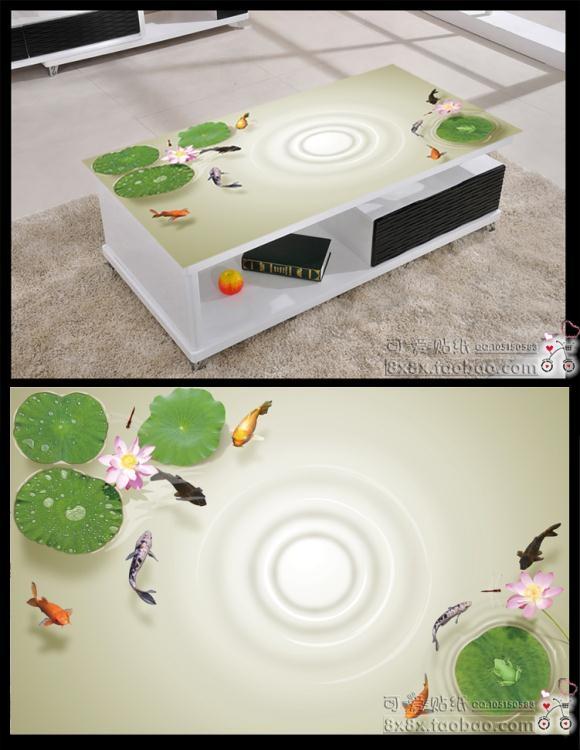 家具貼膜貼紙不透明玻璃茶幾貼大理石臺桌面保護膜餐桌膜z50