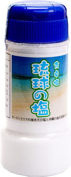 《沖繩》琉球乃鹽200g罐裝