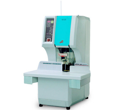PC完美牌全自動膠管裝訂機NB-200加大工作檯面