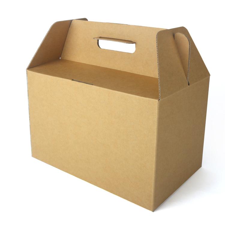 瓦楞箱火鍋外帶盒20入組火鍋外帶盒禮物盒布偶大紙盒手提盒
