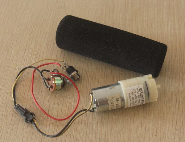 擴香儀專用氣泵DV12V充氧加氧泵高壓馬達打氣泵