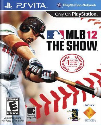 PSV MLB 12 The Show美國職棒大聯盟12美版代購