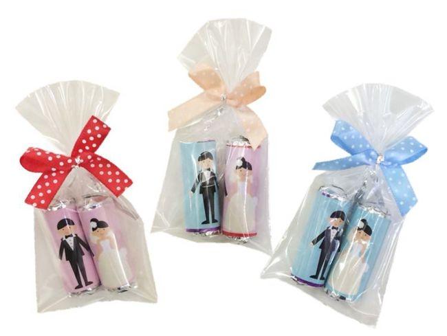 娃娃屋樂園~結婚款.曼陀珠2入包裝每包16元婚禮小物情人節花束喜糖籃求婚花束
