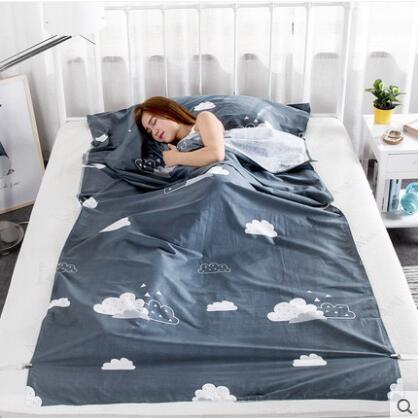 超輕旅行隔髒成人睡袋