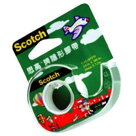 【3M】105 Scotch 輕便型膠台/組
