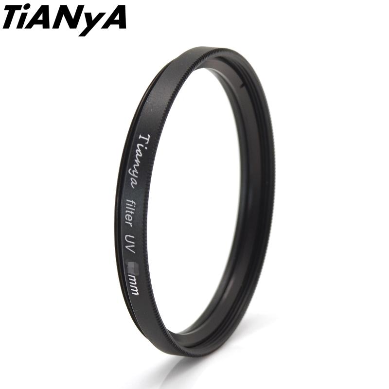 我愛買#Tianya入門款49mm保護鏡49mm濾鏡Sony索尼E 16mm 18-55mm F3.5-5.6 55-210mm F4.5-6.3 kit鏡 uv濾鏡uv保護鏡
