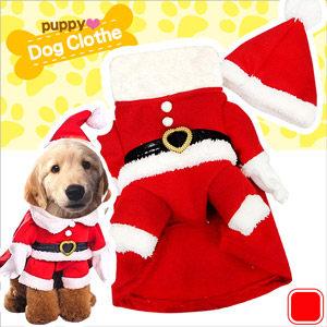 寵物衣聖誕老人寵物造型服裝.耶誕寵物衣服秋冬保暖寵物百貨中小型犬狗貓服飾哪裡買便宜推薦