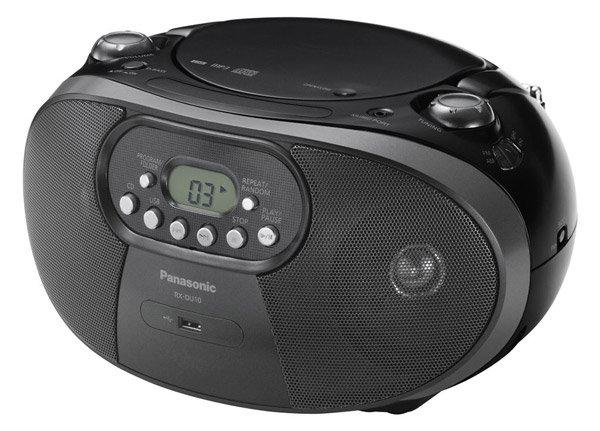 Panasonic國際牌MP3 USB手提音響RX-DU10