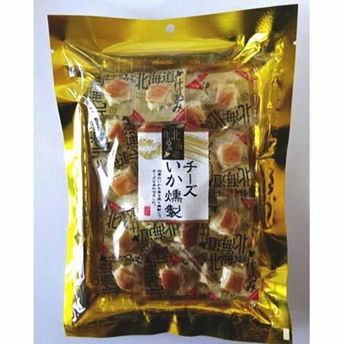 日本北海道山榮起司帆立貝北海道起司干貝燒燻製013318通販屋