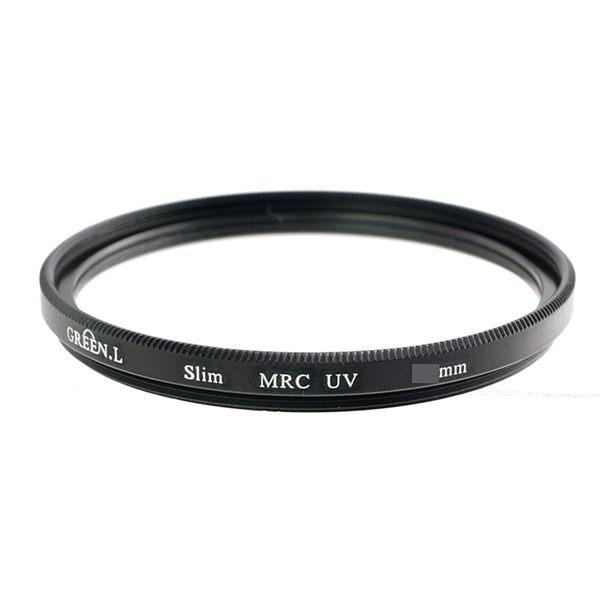 又敗家@GREEN.L 67mm MRC抗UV保護鏡(16層防水綠膜,2.5mm薄框)保護鏡67mm多層鍍膜MC-UV保護鏡濾鏡