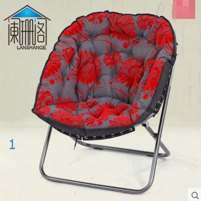 懶人沙發小沙發椅單人電腦椅榻榻榻米折疊沙發靠背椅懶人椅子